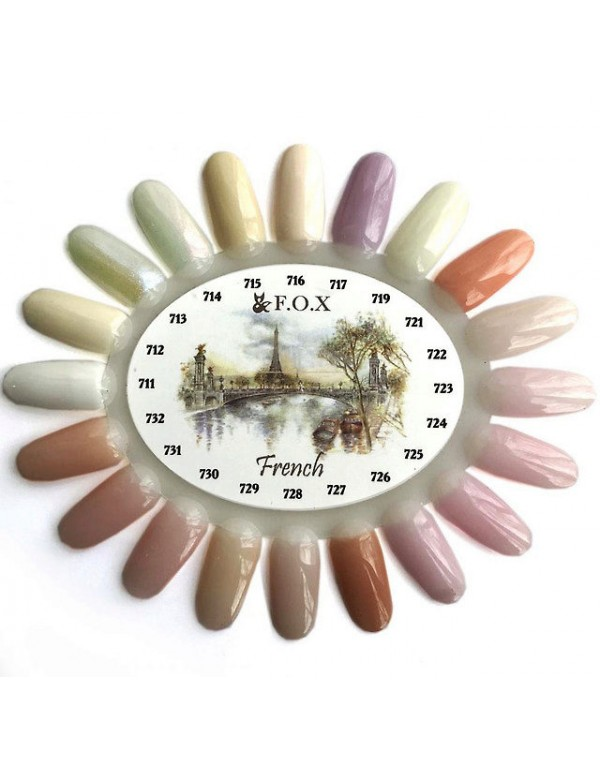 FOX Pigment FRENCH